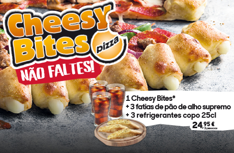 CHEESY BITES MENU