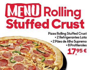 ROLLING STUFFED CRUST